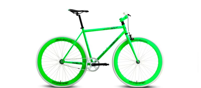 Прокат велосипеда фикс Welt Fixie 1.0