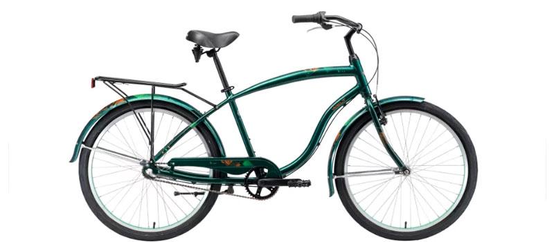 Прокат городского велосипеда Welt King Al 3 2018